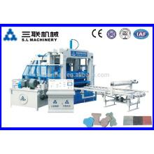 Presión hidráulica automática de cemento de pavimentación de bloques de ladrillo de moldeo haciendo máquina lista de precios