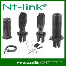 Фиксированное оптоволоконное замыкание оптоволоконного кабеля