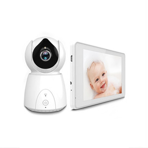 720P Wireless Wifi Baby Monitor with App