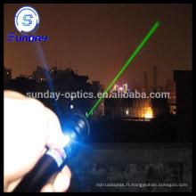 Module laser Green Line 532nm 1mw 5mw 10mw 22mmx110mm