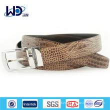 2015 Fashion Leather Unique Mens Belt