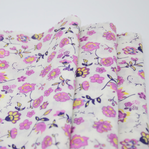 Cotton Twill Printed Fabric 20x16