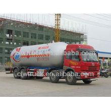 Jiefang 8 * 4 34.5m3 caminhão de entrega do LPG para venda