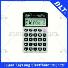 Calculateur de taille de poche à 8 chiffres avec son (BT-840A)