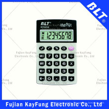 8 Digits Pocket Size Calculator with Sound (BT-840A)