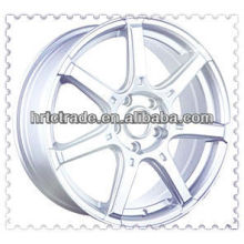 17/18 inch beautiful 4-9 trous 100-114.3re roue de voiture sport