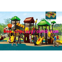 The King of Forest Playground Equipment, Math Playground Equipment, Large-Scaled Tree House Adventure Structure