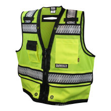 Dsv521-XL Class 2 Heavy Duty Surveyor Vest, X-Large