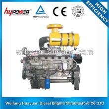 Motor diesel de 6 cilindros refrigerado por agua para la venta