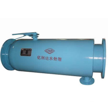 P Type 500micron Backwashing Water Filter