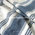 Print Cotton Blend Linen Fabric for Garment/Curtain/Upholstery