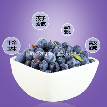 Naturaleza china Blue Berry