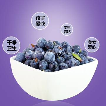 Chinese Nature Blue Berry