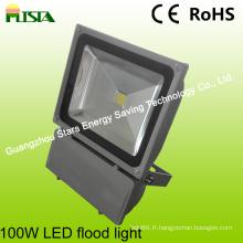 Éclairage de projet de mode de lumière d'inondation de 100W LED
