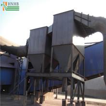 Servicio postventa disponible Recogedor de polvo multi ciclón industrial para la eliminación de gases y polvo