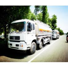 20CBM 6X4 lecteur Dongfeng carburant camion / réservoir de carburant camion / huile camion / huile réservoir camion / inoxydable réservoir camion