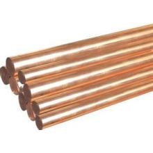 C10100 Tige en cuivre barre de cuivre 8mm barre ronde en cuivre à faible prix