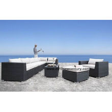 Outdoor/ Garden/ Rattan Sofa Furniture (6004)