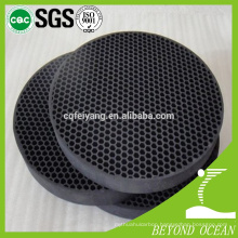 100gsm activated carbon air media
