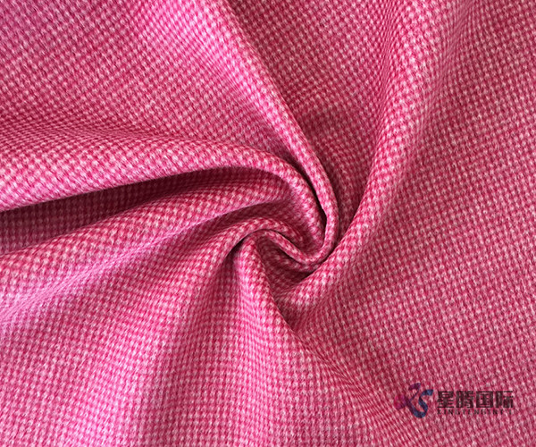 Soft Hand Feel Wool Coats Fabric
