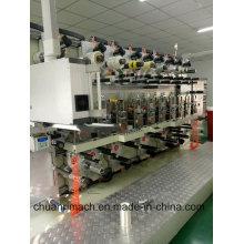 Desvio automático - corrigindo sistema, controlador de esporte caules múltiplos, rotativo máquina cortando