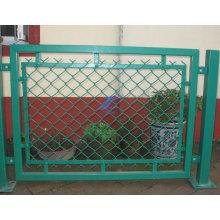 Kettenglied-temporärer Rahmen-Zaun für Garten