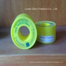 100% puro de alta calidad sin aceite de PTFE extendido de sellado de cinta