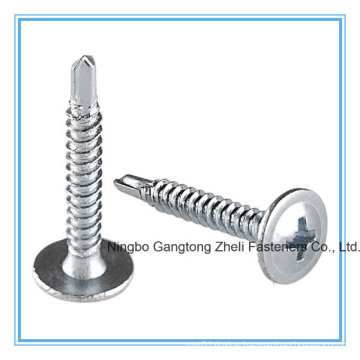 Wafer Head Self Drilling Screw