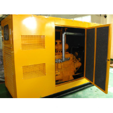 Ensemble de générateur de gaz silencieux (37.5kVA-1500kVA)