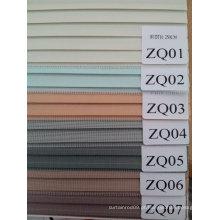 Zebra cego tecido