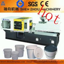 Pe литьевая машина / машина для литья под давлением Полностью автоматический горизонтальный Импортированный всемирно известный гидравлический компонент CE T