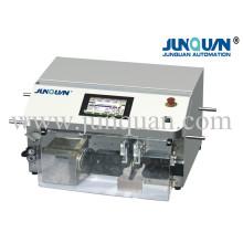 Máquina de corte e decapagem de cabo coaxial automática (ZDBX-65A)