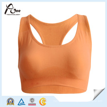 Ladies Wholesale Colorful Sports Bra Fitness Wear