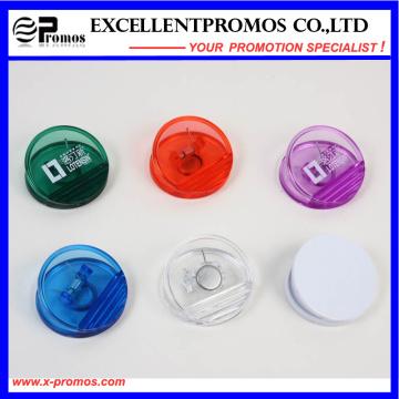 Clips de imán plásticos materiales coloridos promocionales del ABS (EP-C9074)