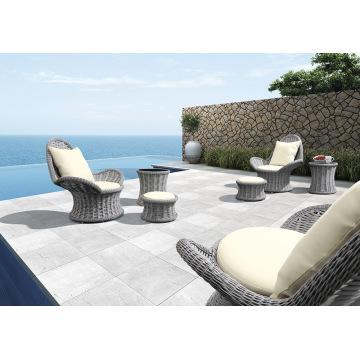 Sofá de mobiliário ao ar livre