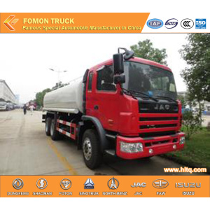 Jac 6x4 Stainless Steel Water Tank Vehicle