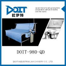DOIT-980-QD /Automatic digital controlled cloth end cutter / automatic cutting machine for cloth / taizhou,zhejiang,china