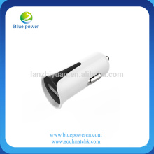New design high quality 12v-24v input universal car charger best price 1A car wireless charger