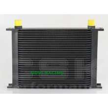 Pilha de placas empilhadas Óleo Cooler Kits Intercooler Radiator