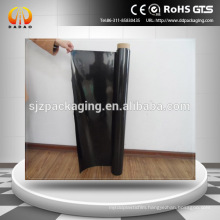 black PET film black polyester film for Loudspeakers