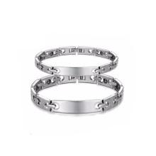 Bracelet extensible à ongles en acier au titane