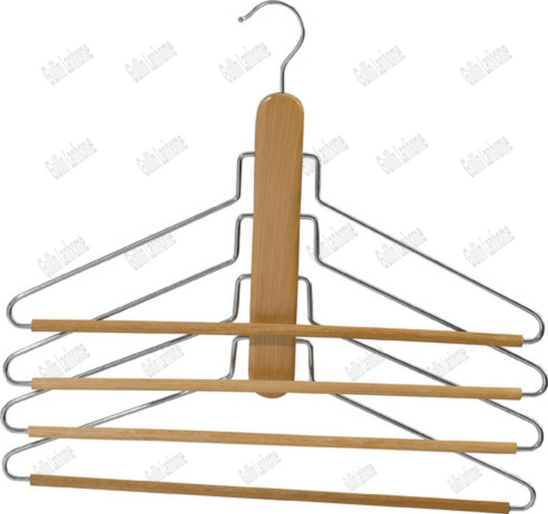 Space Saving Hanger 4 Layers