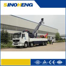 Camions de remorquage de dépanneuse de véhicule de récupération de route de Sinotruk HOWO