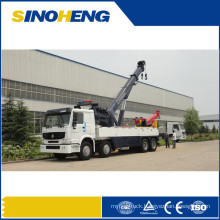 Sinotruk HOWO Road Recovery Vehicle Wrecker Tow Trucks