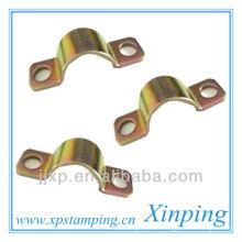 ISO9001 hoja de metal personalizado estampado clips de alambre