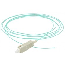 Good Quality for Supply SC Pigtail, Pigtail SC, SC Pigtail Single Mode from China Supplier SC Fiber Optic Multimode OM3 Pigtail supply to France Suppliers