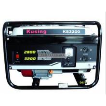 Generador de gasolina de tipo abierto Kusing Ks3200