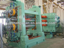 high efficient three or four roll rubber calender machine
