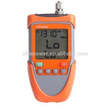 Compteur optique optique portatif PK56A pour équipement de test de câble avec 850 1300 1310 1490 1550 1625nm