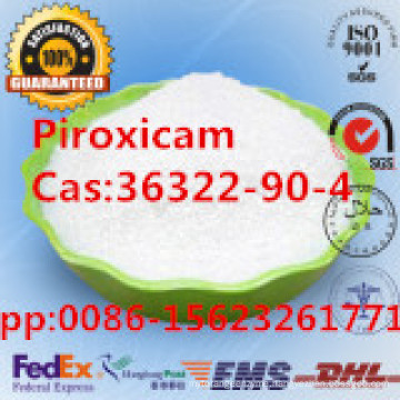 Anti-Inflammatory Analgesic CAS: 36322-90-4 Chemical Products Piroxicam